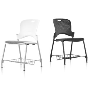 Sillas confidente Herman Miller Caper