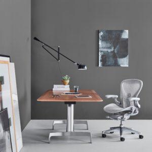 Silla de oficina ergonomica Herman Miller Aeron Mineral