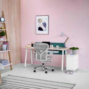 escritorio personal herman miller memo