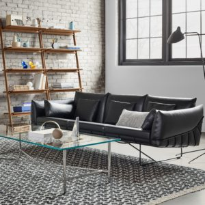 sofa herman miller wireframe