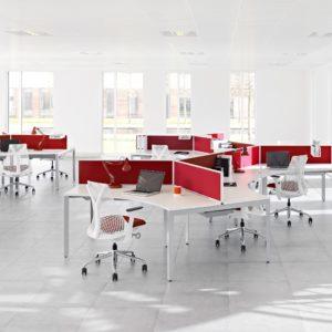 escritorios de oficina herman miller layout studio