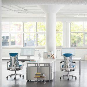 Silla de oficina ergonómica Herman Miller Embody